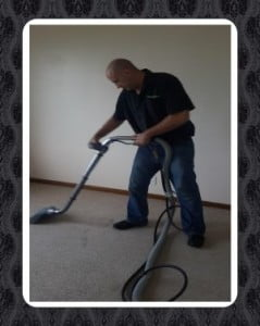 Carpet cleaner working in port elizabeth