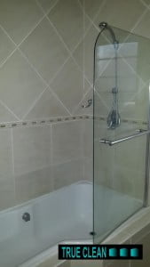 bathroom after being cleaned by true clean port elizabeth